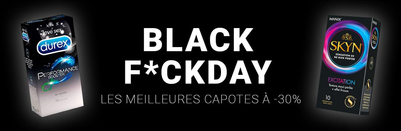 Black F*ckday