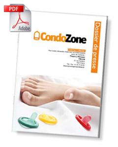 Dossier de presse CondomZ 2013