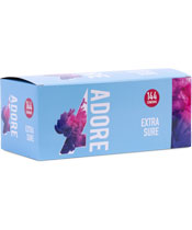 Adore Condoms Extra Sure x144