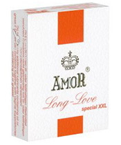 Amor Long Love Spécial XXL x3