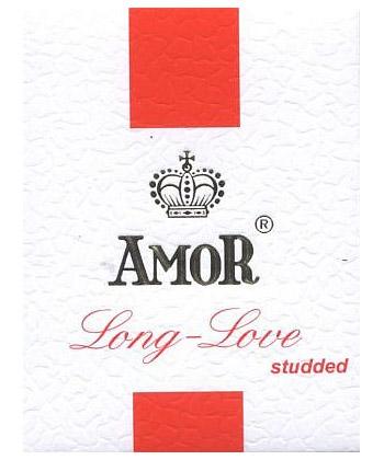 Amor Long Love Studded x3
