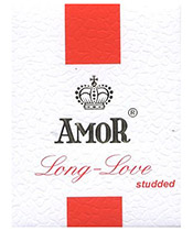 Amor Long Love Studded x3