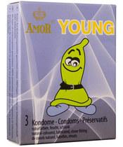 Amor Young (par 3)