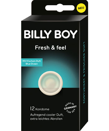 Billy Boy Fresh & Feel