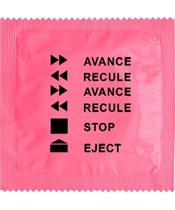Callvin Avance Recule