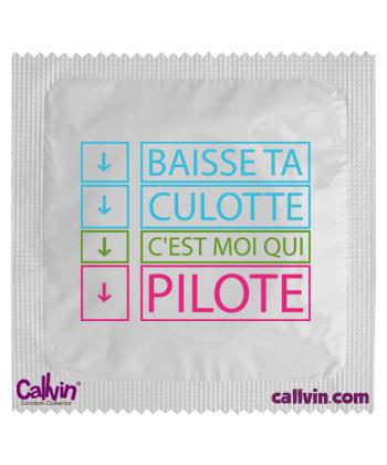 Callvin Baisse Ta Culotte