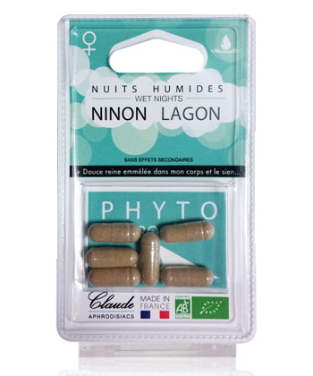 Claude Paris Ninon Lagon Hydratant Vaginal