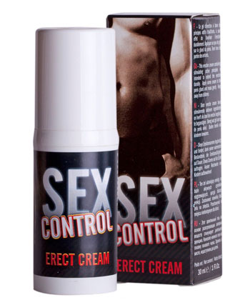 Sex Control Erect Cream