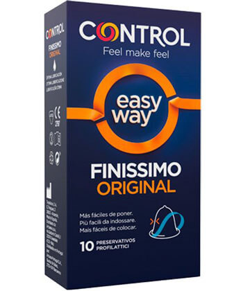 Control Finissimo Easy Way