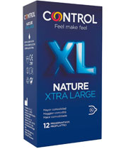 Control Nature Xtra Large