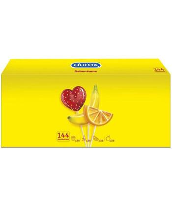 Durex Pleasurefruits (par 144)