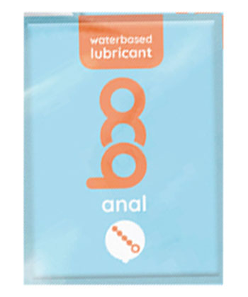 Boo Waterbased Lubricant Anal (unité)