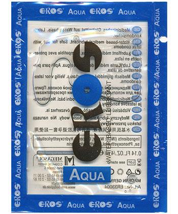 Eros Aqua Sensations (unité)