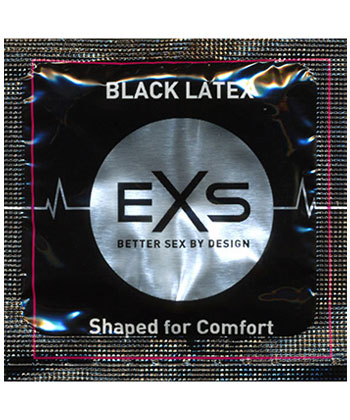 EXS Black Latex