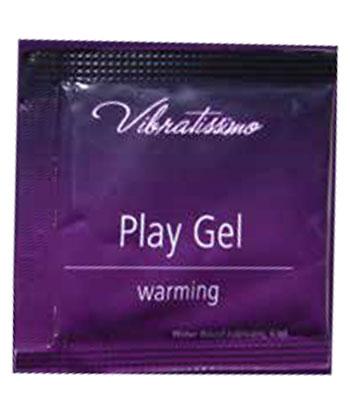 Vibratissimo Play Gel Warming (unité)