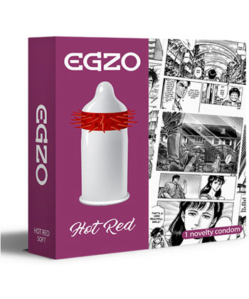 Egzo Hot Red