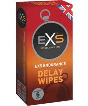 EXS Delay Wipes