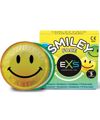 EXS Smiley Face (par 3)