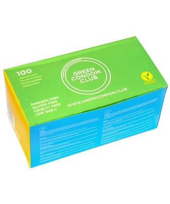 Green Condom (par 100)