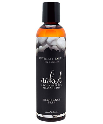 Intimate Earth Naked Aromatherapy Massage Oil