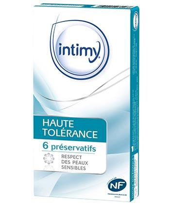 Intimy Care Haute Tolérance