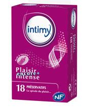 Intimy Plaisir Encore + Intense