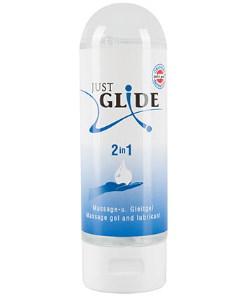 Just Glide 2 in 1