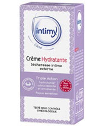 Intimy Care Crème hydratante
