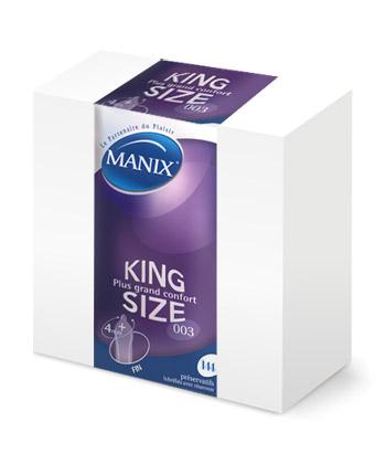 Manix King Size x144