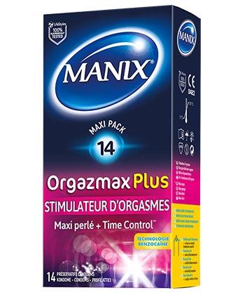 Manix OrgazMax Plus