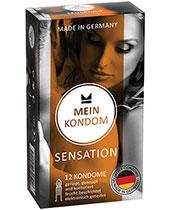 Mein Kondom Sensation