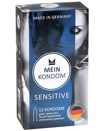 Mein Kondom Sensitive