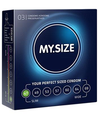 Mysize (par 3)