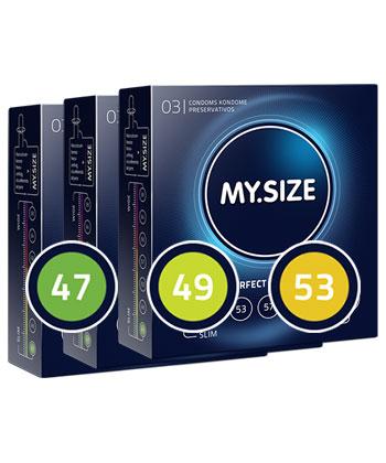 Mysize Kit Test S