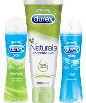 Durex Pack gels confort