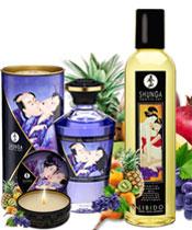 Shunga Pack Libido Fruits Exotiques