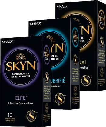 Skyn Pack Best Of