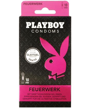 Playboy Feuerwerk