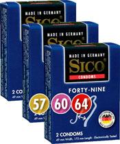 Sico Kit Test XL