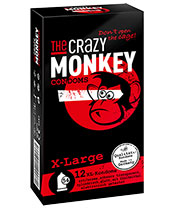 The Crazy Monkey X-Large