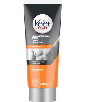 Veet Gel Crème Dépilatoire for Men