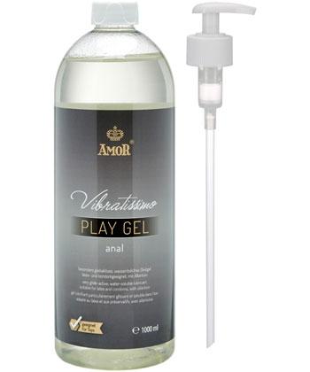Vibratissimo Play Gel Anal