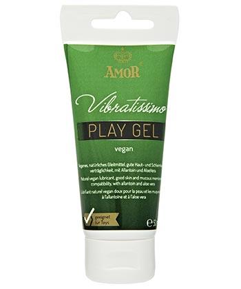 Vibratissimo Play Gel Vegan
